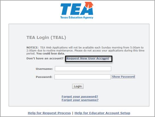 Tea Account